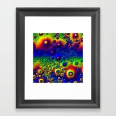 Psychosis Framed Art Print