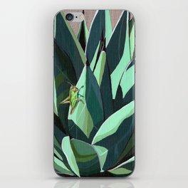 Grasshopper iPhone Skin