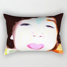 smile gg Rectangular Pillow