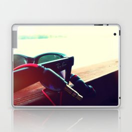 Music & Sun Laptop & iPad Skin