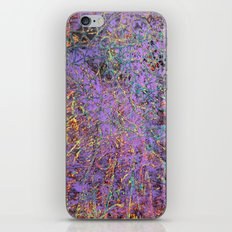 Flower III iPhone Skin
