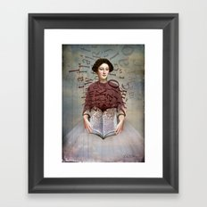The Storybook Framed Art Print