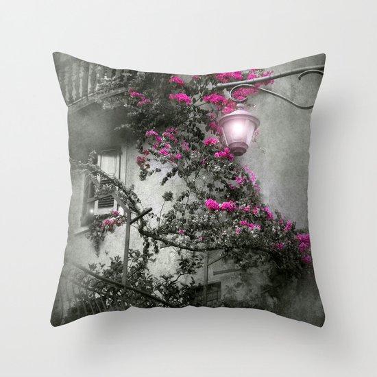 LIMONE - Lake Garda - Italy Throw Pillow