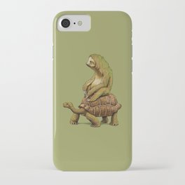 Speed is Relative iPhone Case