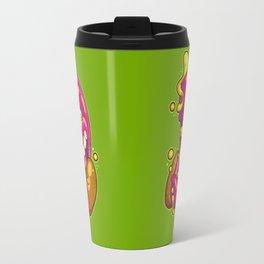 Crazy Frank Travel Mug