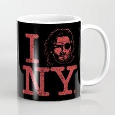 I (Snake) NY Mug