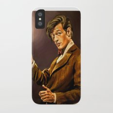 The Eleventh Doctor Slim Case iPhone X