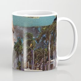 The Mind on Tormented Tides Coffee Mug