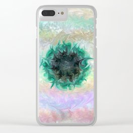 ZS Zenta 078-tc4 Clear iPhone Case
