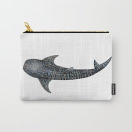Whale shark Rhincodon typus Carry-All Pouch