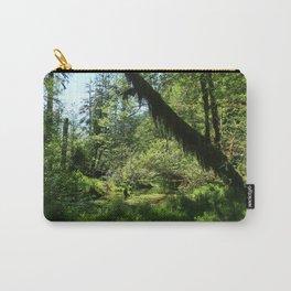 Hoh Rainforest Tones Carry-All Pouch