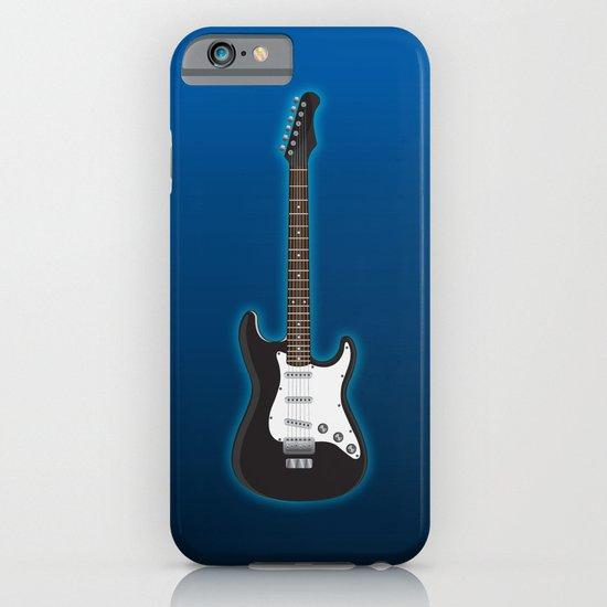 Rock my blue! iPhone & iPod Case