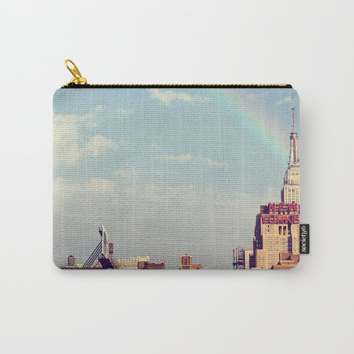 new yorker 5 Carry-All Pouch