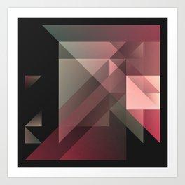 Shards 20160827 | 180734540364 Art Print