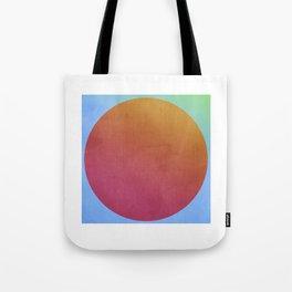 Orange Wannabe Tote Bag