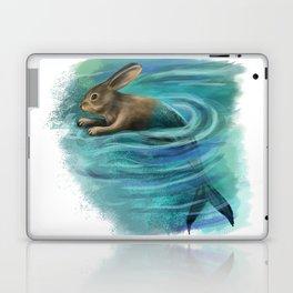 River raddit Laptop & iPad Skin