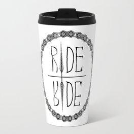 Ride Not Die Travel Mug