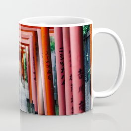 Torii Tunnel Coffee Mug