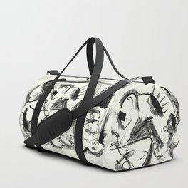Lonely Rabbi Duffle Bag