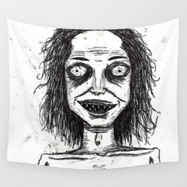 CRAZY DUDE Wall Tapestry