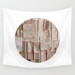 Thousand books - Reading Area Wall Tapestry