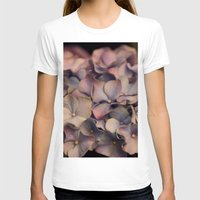 hydrangea T-shirts featuring Hydrangea by Pia Spieler