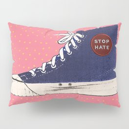 LOVE SNEAKERS Pillow Sham