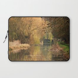 Tranquil days Laptop Sleeve