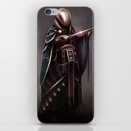 Spell iPhone Skin