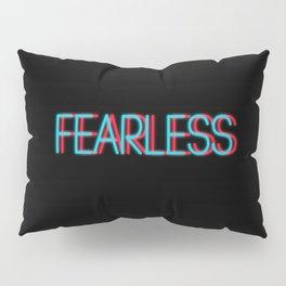 Fearless | Digital Art Pillow Sham