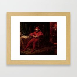 STANCZYK - JAN MATEJKO Framed Art Print