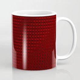 "42 + 42 × Cos(42  i ÷ (j + n + k + 0.001))    [""42 Negative Space""] Coffee Mug"