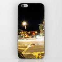 law iPhone & iPod Skins featuring Speed Law by blurdvizionz