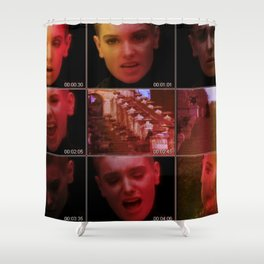 Nothing Compares 2 U Shower Curtain