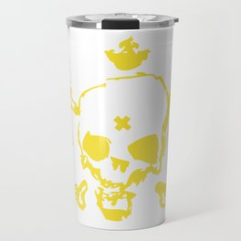 XXX Skull Travel Mug