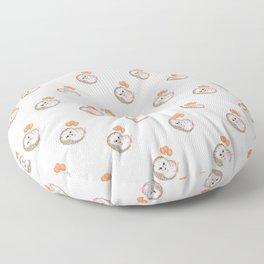 Porcupine Floor Pillow