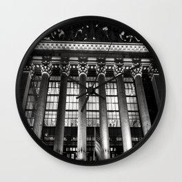 New York Stock Exchange / NYSE Wall Clock