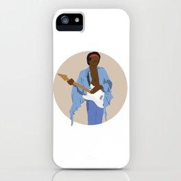 Jimi H. #1 iPhone Case
