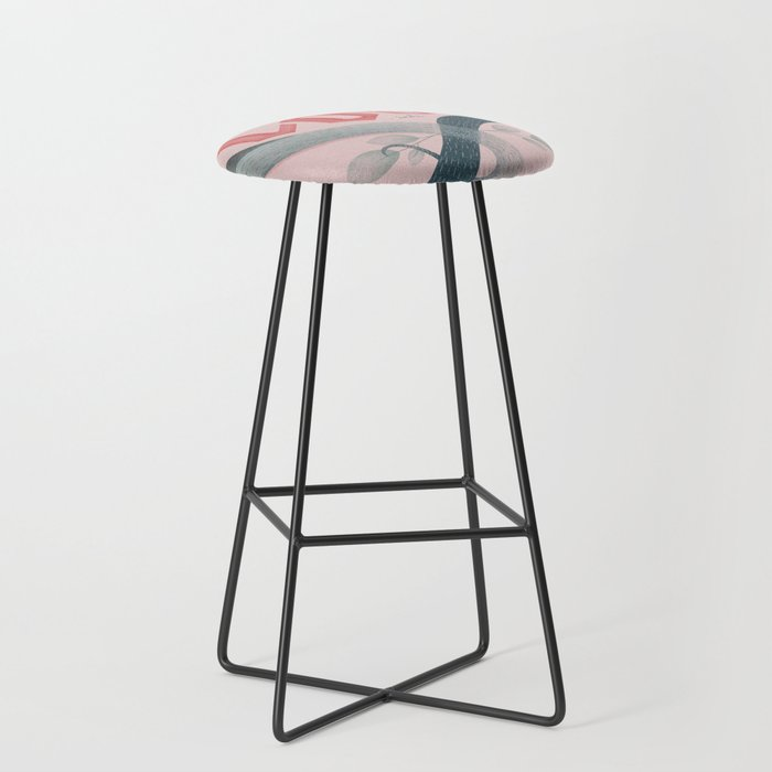 LOVE Bar Stool