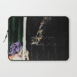 I've been waiting for you, Paris! Laptop Sleeve