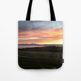 Good Morning Grizzlies Tote Bag