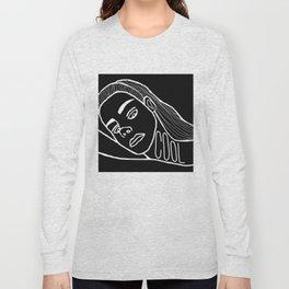 She's a Cool Girl Long Sleeve T-shirt