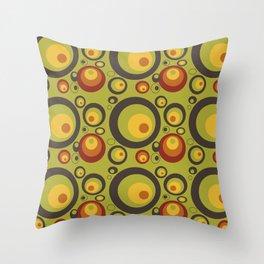 Retro abstract art: Baricco Throw Pillow
