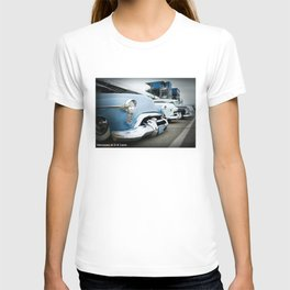 CLASSIC CARS AT THE TRACK T-shirt