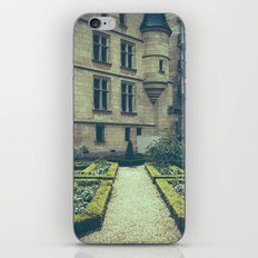 French Garden Maze iPhone & iPod Skin