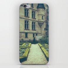 French Garden Maze iPhone Skin
