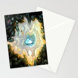 Geode Fairyland - Inverted Art Series Stationery Cards