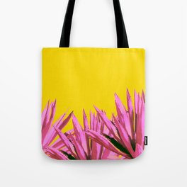 Pop art agave Tote Bag