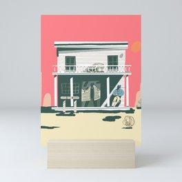 Saloon Mini Art Print