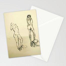 Figures I Stationery Cards